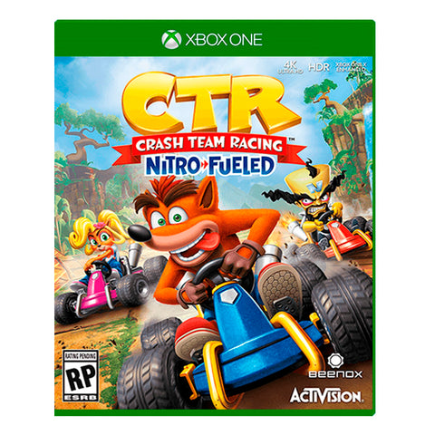PREVENTA CRASH TEAM RACING NITRO FUELED.-ONE - Gamers