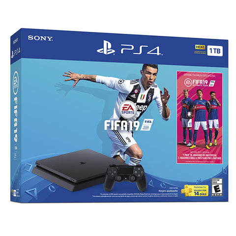 PS4 1TB FIFA 2019 BUNDLE-PS4 - Gamers