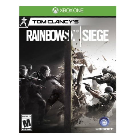 RAINBOW SIX SIEGE.-ONE - Gamers