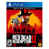 RED DEAD REDEMPTION 2 EDICION ESPECIAL – PS4 - Gamers