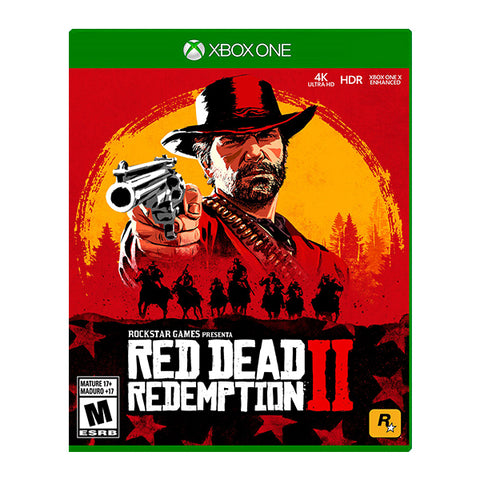 RED DEAD REDEMPTION 2-ONE - Gamers