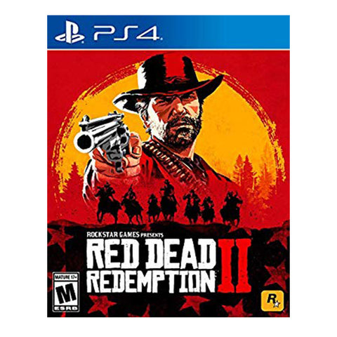 RED DEAD REDEMPTION 2 – PS4 - Gamers