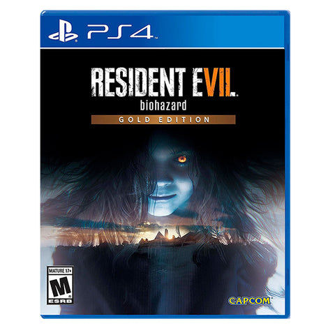 RESIDENT EVIL 7 BIOHAZARD GOLD EDITION.-PS4 - Gamers