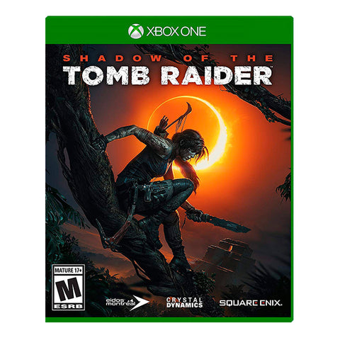 SHADOW OF THE TOMB RAIDER.-ONE - Gamers