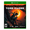 SHADOW OF THE TOMB RAIDER LIMITED STEELBOOK.-ONE - Gamers