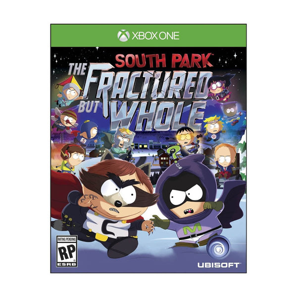 SOUTH PARK FRACTURED BUT WHOLE.-ONE