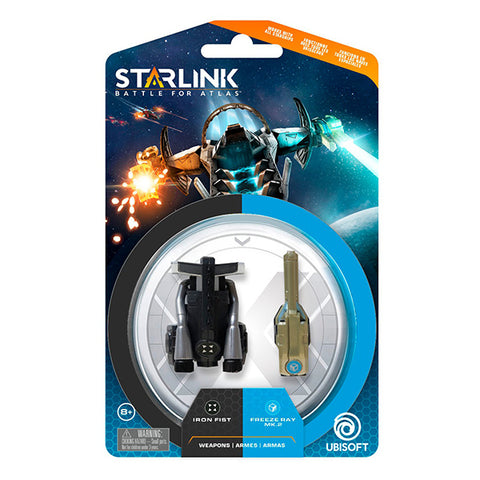 STARLINK BATTLE FOR ATLAS IRON FIST WEAPON PACK - Gamers