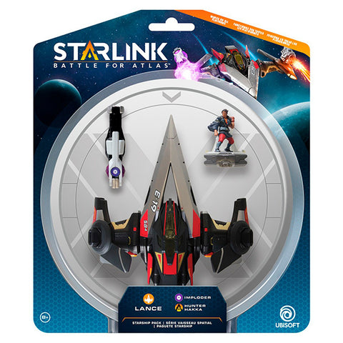 STARLINK BATTLE FOR ATLAS STARSHIP PACK HUNTER - Gamers
