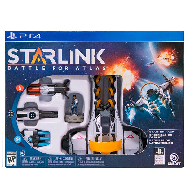 STARLINK BATTLE FOR ATLAS STARTER PACK-PS4