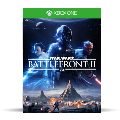 STAR WARS BATTLEFRONT 2.-ONE - Gamers