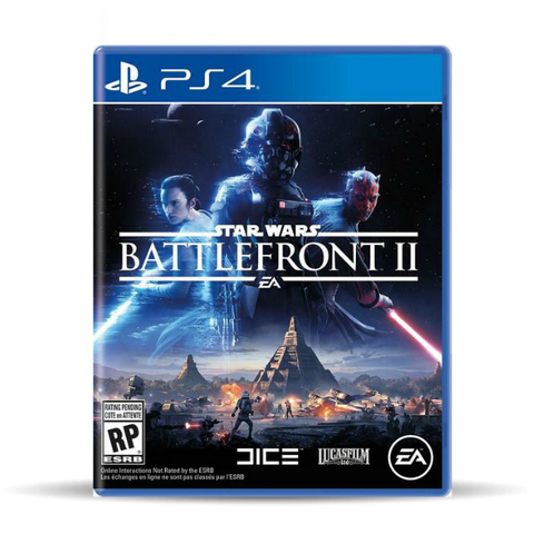 STAR WARS BATTLEFRONT 2.-PS4 - Gamers