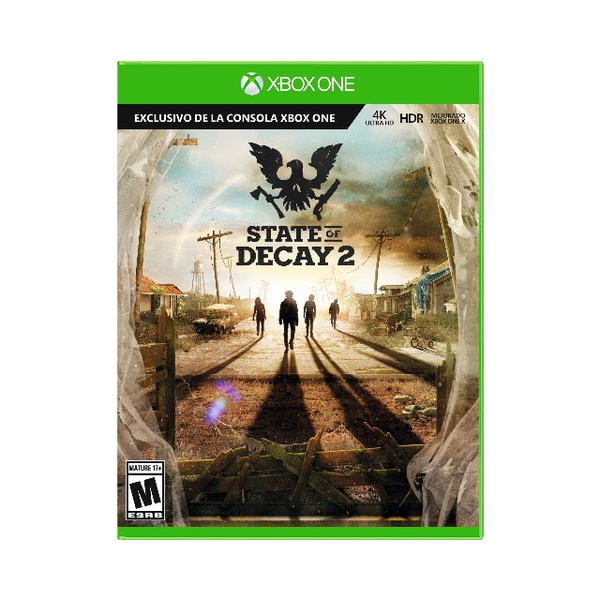 STATE OF DECAY 2.-ONE