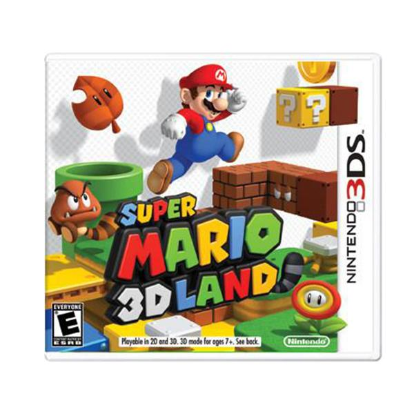 SUPER MARIO 3D LAND.-3DS