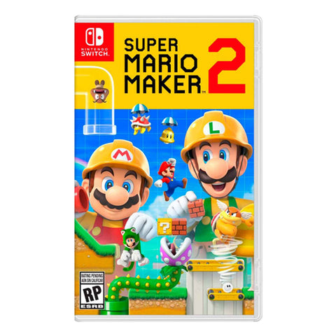 PREVENTA SUPER MARIO MAKER 2.-NSW - Gamers