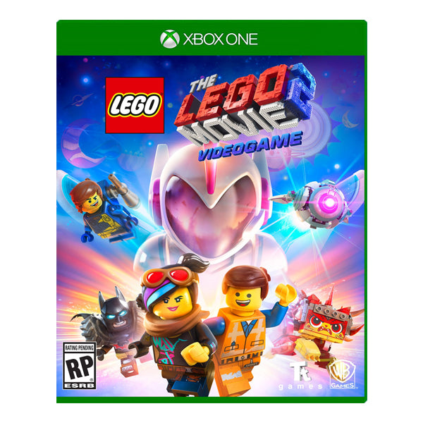 THE LEGO MOVIE 2.- ONE