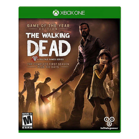 THE WALKING DEAD GOTY.-ONE - Gamers