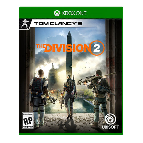 TOM CLANCYS THE DIVISION 2.-ONE