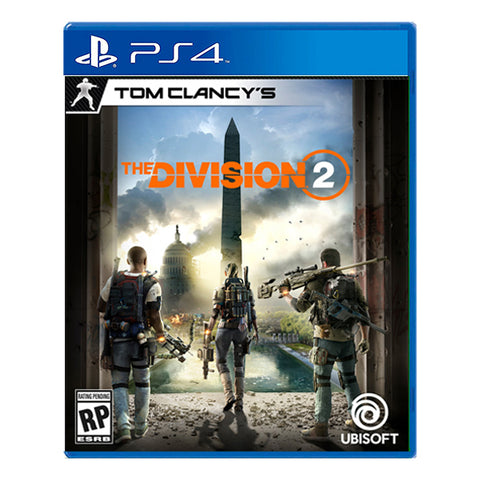 TOM CLANCYS THE DIVISION 2.-PS4