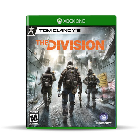 TOM CLANCYS THE DIVISION L.E.-ONE - Gamers
