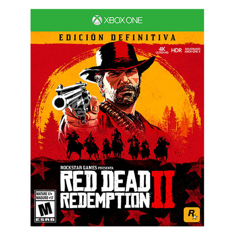 RED DEAD REDEMPTION 2 ULTIMATE EDITION – ONE - Gamers