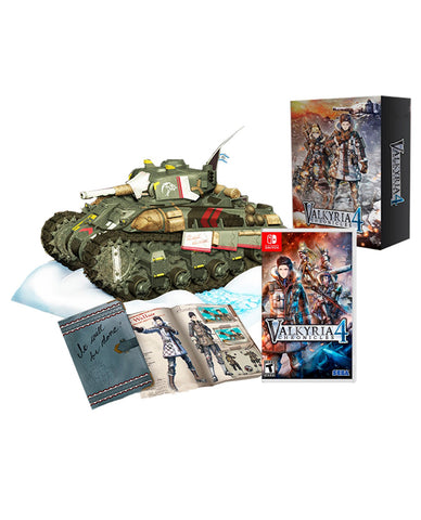 VALKYRIA CHRONICLES 4 MEMOIRS FROM BATTLE PREMIUM ED.-NSW - Gamers