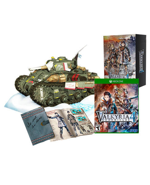 VALKYRIA CHRONICLES 4 MEMOIRS FROM BATTLE PREMIUM ED.-ONE
