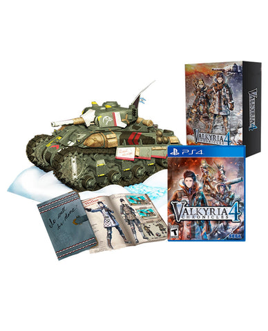 VALKYRIA CHRONICLES 4 MEMOIRS FROM BATTLE PREMIUM ED.-PS4 - Gamers