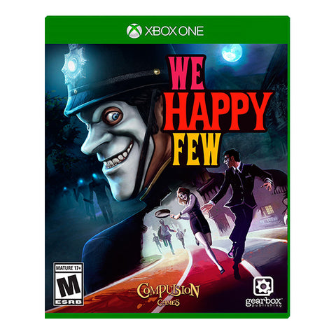 WE HAPPY FEW.-ONE - Gamers