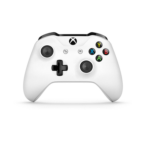 WIRELESS CONTROLLER BLANCO ONE - Gamers