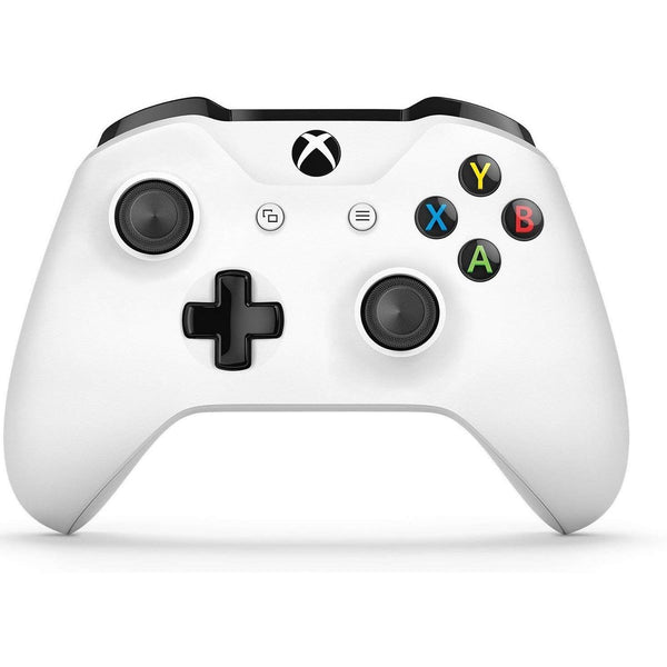 WIRELESS CONTROLLER BLANCO + LIVE 3 MESES.-ONE