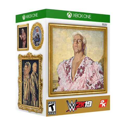 WWE 2K19 WOOOOO! EDITION.-ONE - Gamers
