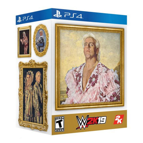 WWE 2K19 WOOOOO! EDITION.-PS4 - Gamers
