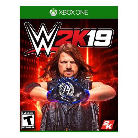 WWE 2K19.-ONE - Gamers