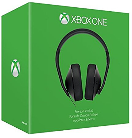 XBOX ONE STEREO HEADSET S4V-00005.-ONE