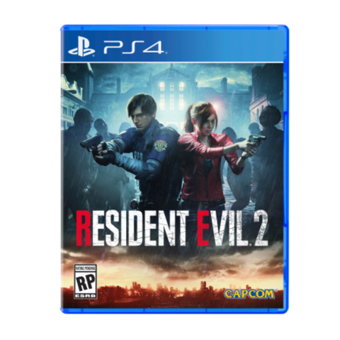 RESIDENT EVIL 2.-PS4 - Gamers