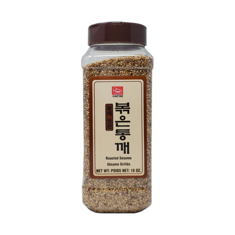 해태 볶은 통깨 (Haitai Roasted Sesame Seed) - 16 oz