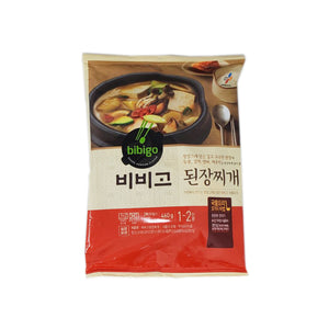비비고 된장찌개 (Bibigo Soybean Paste Stew) 460g