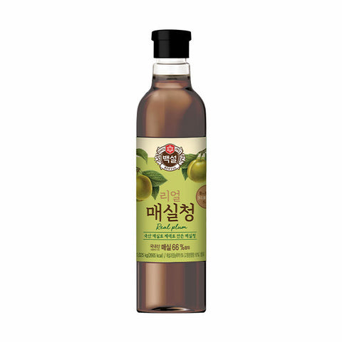 백설 리얼 매실청 (Beksul Plum Flavored Extract) - 1.025kg