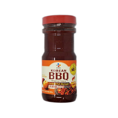 CJ 돼지불고기 양념 (Korean BBQ Sauce for Hot & Spicy) 840g