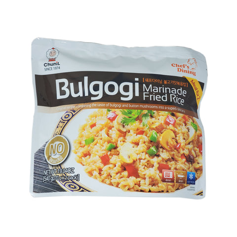 Chefs Dining Bulgogi Fried Rice  540g