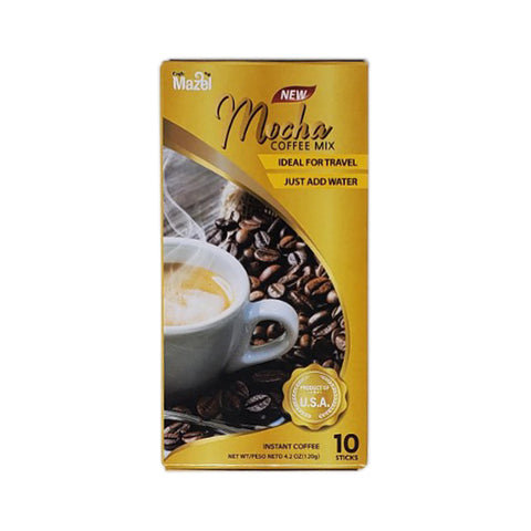 메이즐 커피믹스 모카 (Mazel Coffee Mix Mocha) 10 Sticks