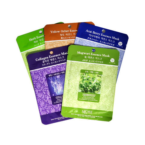 [Weekly Sale] 에센스 마스크 시트 (Essence Mask Sheets) - 5pk
