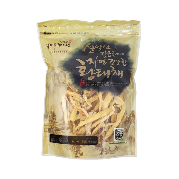 황태종가 황태채 (Sliced Dried Pollack) 200g