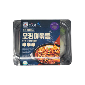 화우당 오징어 볶음 (Hwawoodang Stir Fried Squid) - 360g