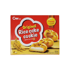 청우 찰떡쿠키 (Rice Cake Cookie Original) 258g
