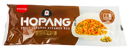 삼립식품 고추잡채호빵 (Steamed Bun - Chili Japchae) - 85gX 3pc / pk