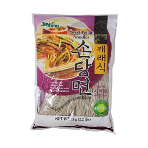 Jayone 재래식 손 당면 (Sweet Potato Noodles) 2.2lbs