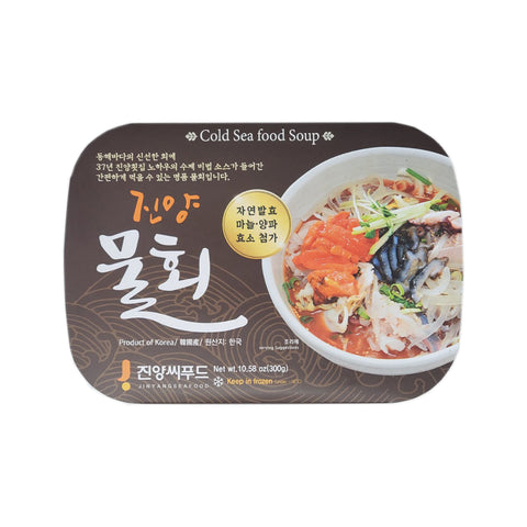 진양 물회 (Jinyang Cold Sea Food Soup) 300g