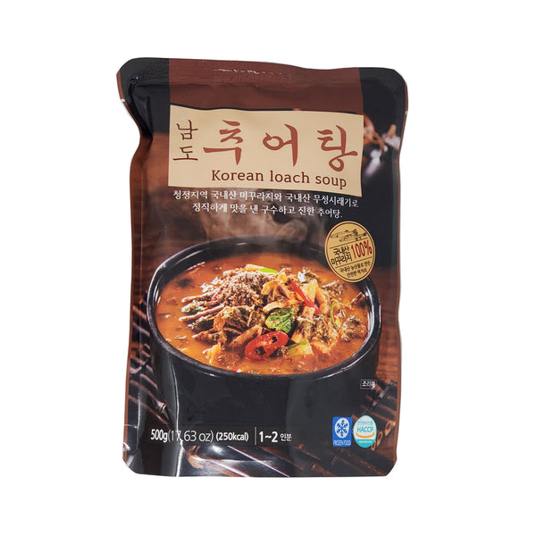 남도 추어탕 (Korean Loach Soup) 500g