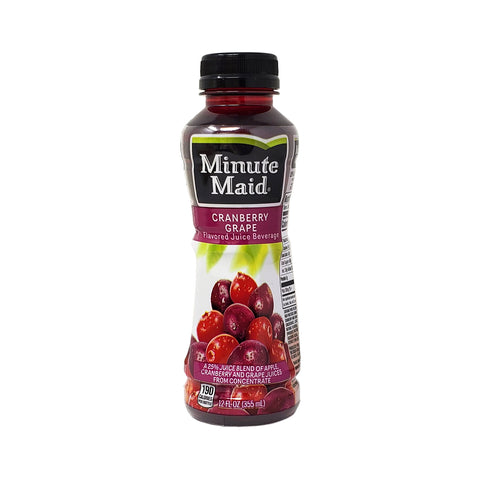 Minute Maid Cranberry Grape - 355ml